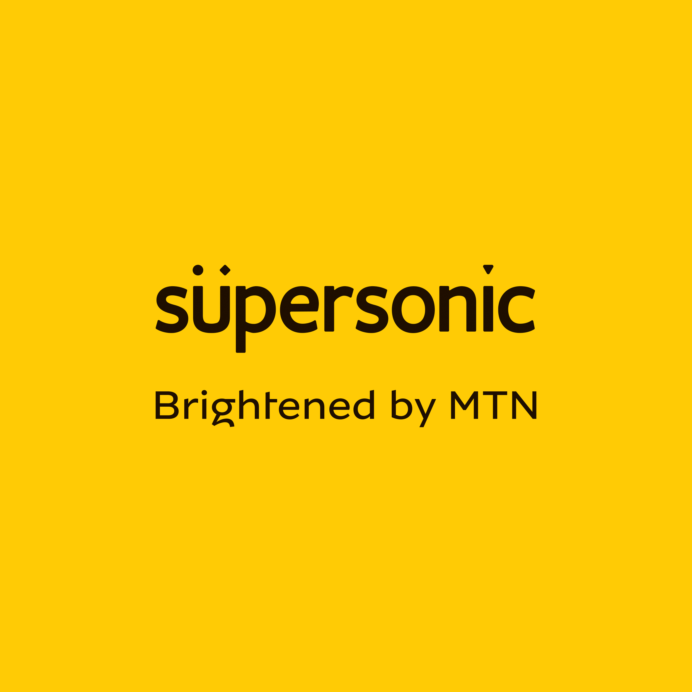 Supersonic: MTN's Insanely Fast and Reliable Fibre Internet